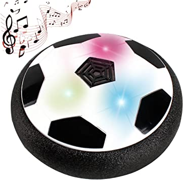 Música Air Hover Ball, Gosear LED luz intermitente bola de aire ...