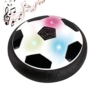 Música Air Hover Ball, Gosear LED luz intermitente bola de aire ...
