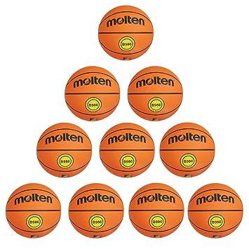 Fan Sport 24 Molten Baloncesto b986 Balón de entrenamiento 10 del ...