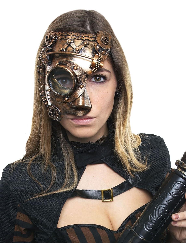 venta de mascara steampunk