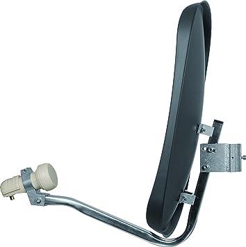 TechniSat DigiDish 45 - Antena parabólica con sistema de ...