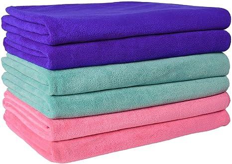 6 Pack Super Absorbent Microfiber Towel