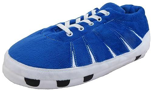 Zapatillas de andar por casa con diseño de zapatillas de deporte, para hombre