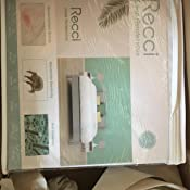 recci matratzenschoner 100x200 cm wasserdichte matratzenauflage matratzenbezug. Black Bedroom Furniture Sets. Home Design Ideas