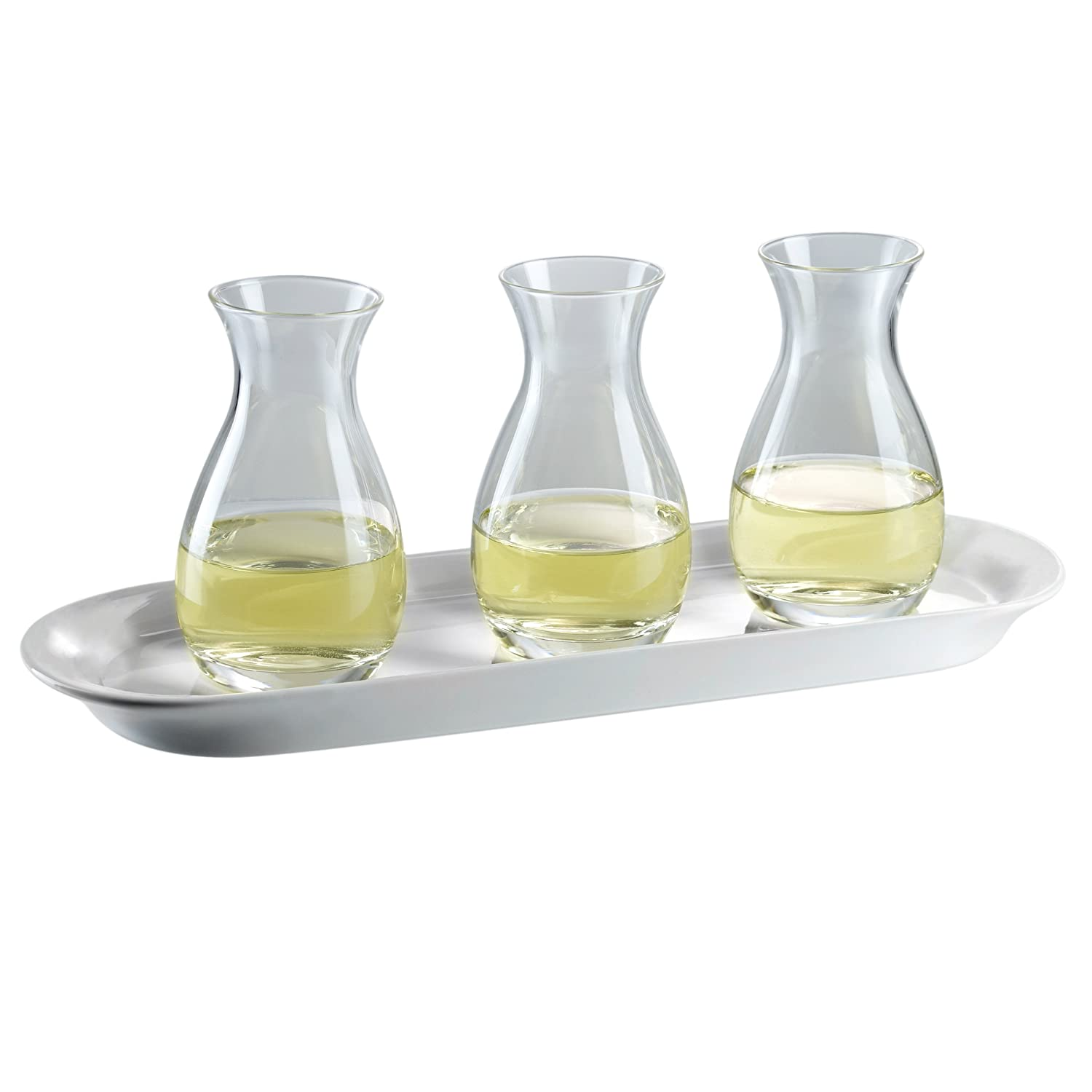Artland White Wine Cooling Carafe, Transparent 60546A