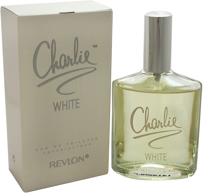 Revlon Charlie Eau de Toilette, White, 100 ml