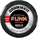 Dominate Shaping Funk, Salon Series, Strong Hair Hold Creme Shaper, 85g (3 oz)