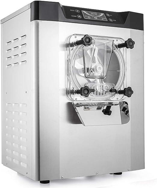سعر ماكينة الايس كريم الكبيرة للمحلاتVEVOR Commercial Ice Cream Machine 1400W