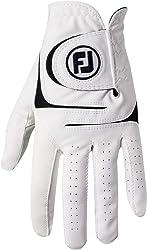 FootJoy Men's WeatherSof Golf Gloves,