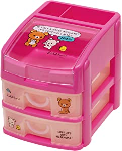 Rilakkuma Mini Chests (Pink)