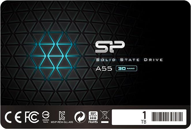 Silicon Power 1 Tb Ssd Nand 3d A55 Slc Cache Computer Zubehör