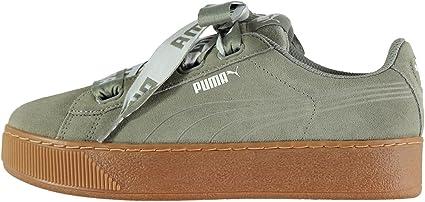 chaussure puma plateforme pour femme