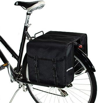 Amazon.com: BikyBag Classic - Bolso doble para bicicleta ...