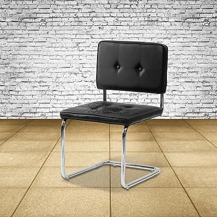 Tezerac -Dining Chair MARRY - Black