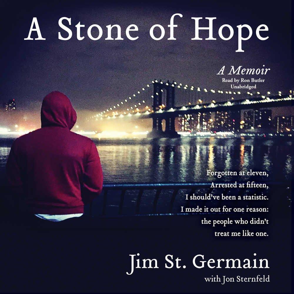 A Stone of Hope: A Memoir: Amazon.es: Germain, Jim St ...