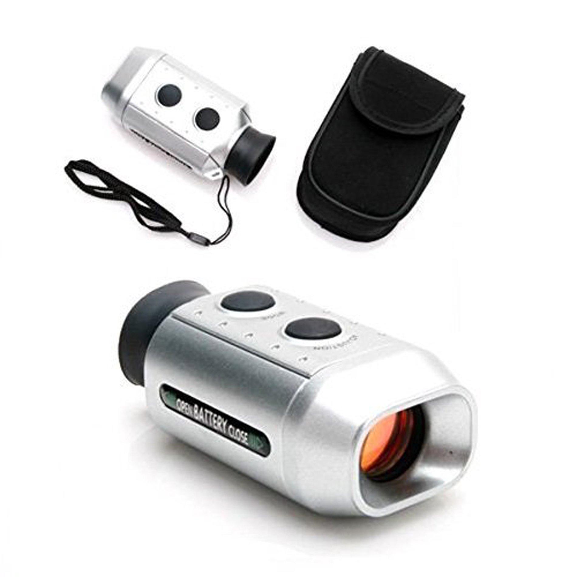 POSMA GF200 Golf Rangefinder Scope Digital Pocket 7x Zoom Golf Range Finder Magnification Distance Measurer by IDS Home (Image #8)