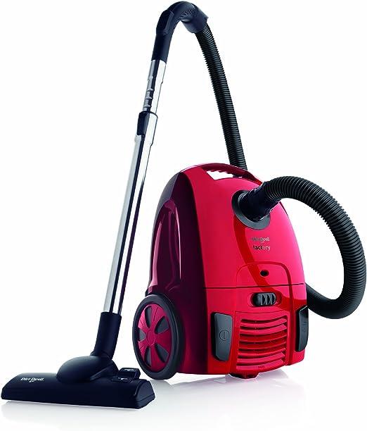 Dirt Devil M3320 Factory - Aspiradora (2400 W), color rojo: Amazon.es: Hogar