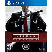 Deals on Hitman: Definitive Edition PlayStation 4