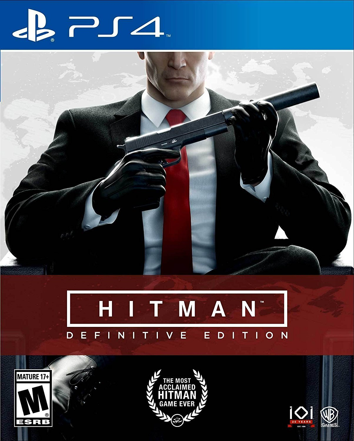 Amazon Com Hitman Definitive Edition Playstation 4 Whv Games Video Games