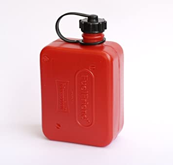 Interessant FuelFriend® 0,5 Liter - Benzinkanister Reservekanister für  WZ18