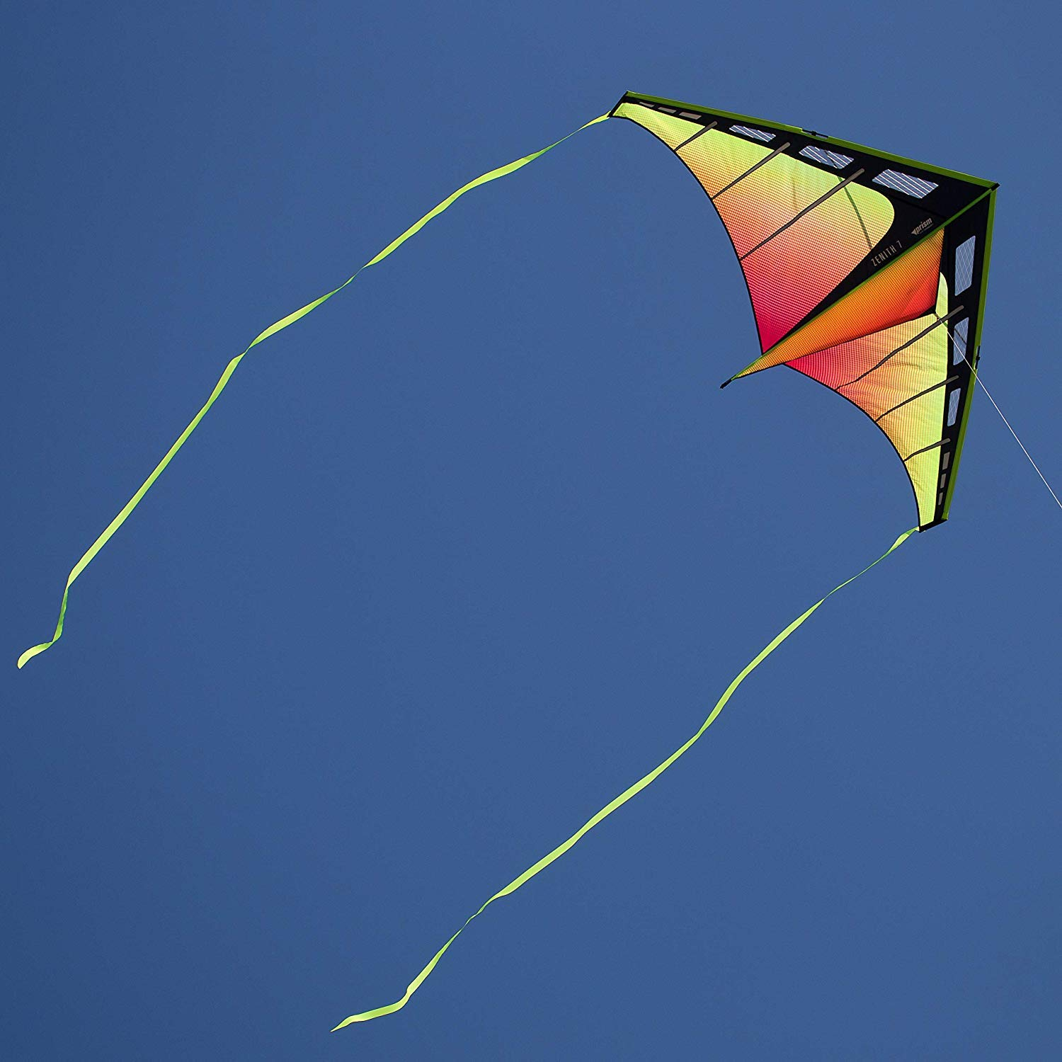 Prism Kite Technology Zenith 7 Infrared Single Line Kite, Ready to Fly with line, Winder and Travel Sleeve by Prism Kite Technology (Image #3)
