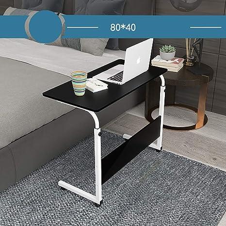 Amazon.com: Mesita de noche para ordenador portátil, mesita ...