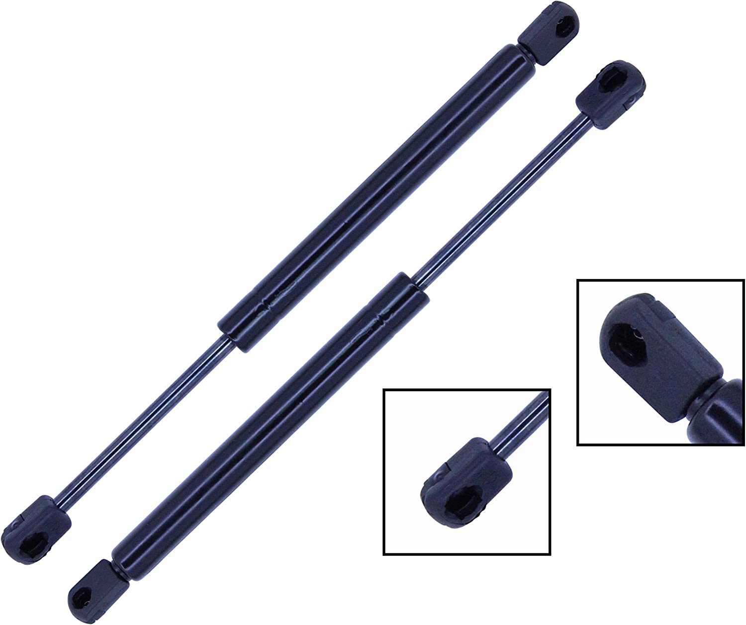 2 Pieces 2nd Design SET Tuff Support Trunk Lid Lift Supports 1997 To 2003 Pontiac Grand Prix
