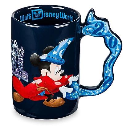 Walt Mickey World Sorcerer Disney 2017 Jumbo Mouse Mug NOP0w8knX