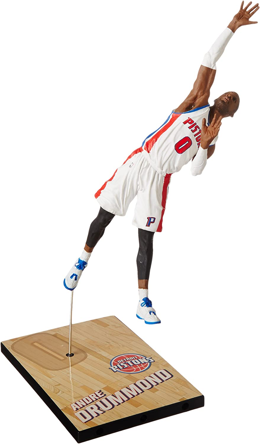 Detroit Pistons NBA Series 25 Figure: Andre Drummond: Amazon.es: Juguetes y juegos