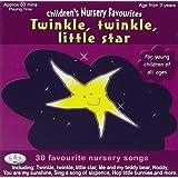 Twinkle Twinkle Little Star - favourite nursery rhymes