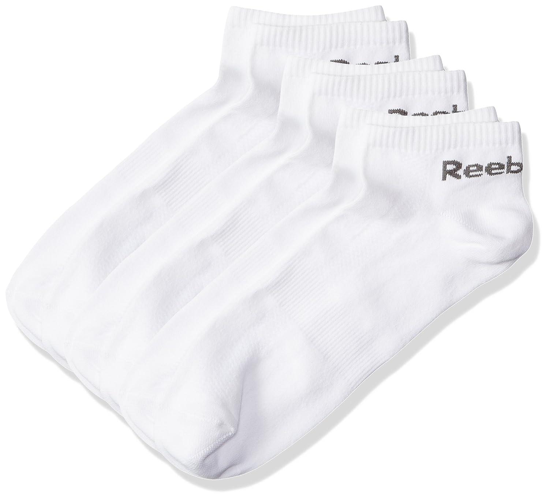 Reebok Tr M 3P Calcetines, Hombre, White/Blanco/Blanco/Blanco/Tin Grey, Size 9101: Amazon.es: Deportes y aire libre