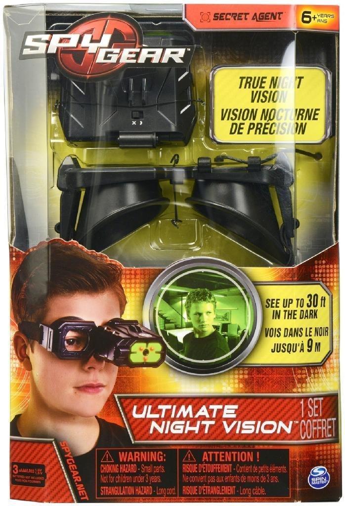 Spin Master 6021578 - Spy Gear Ultimate Nachtsichtgerät