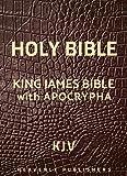 King James Bible with Apocrypha: Holy Bible