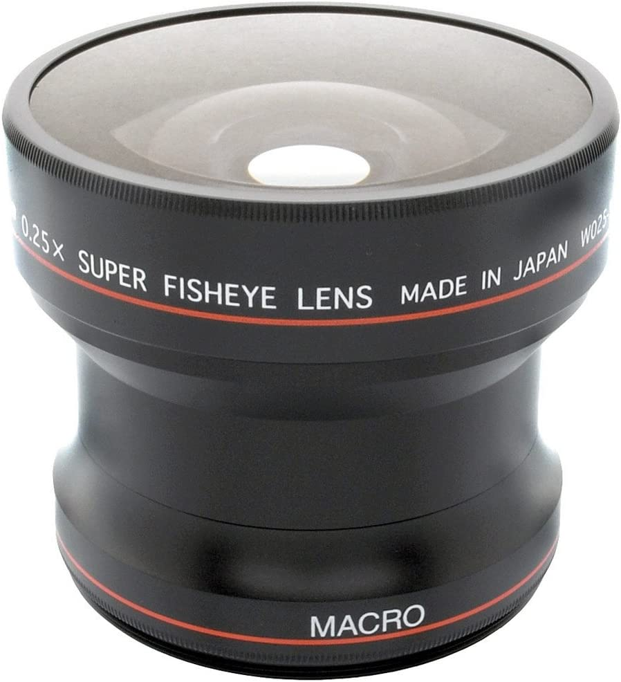 Fujiyama 0.25x Super Fish Eye for Canon PowerShot G12