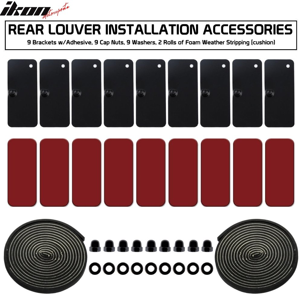 Double Sided Tape 3M Adhesive Automotive Mounting Installation Kit