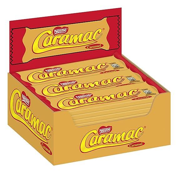Nestle caramac caramelo de cerrojo, 36 unidades (36 x 30 g) großpackung