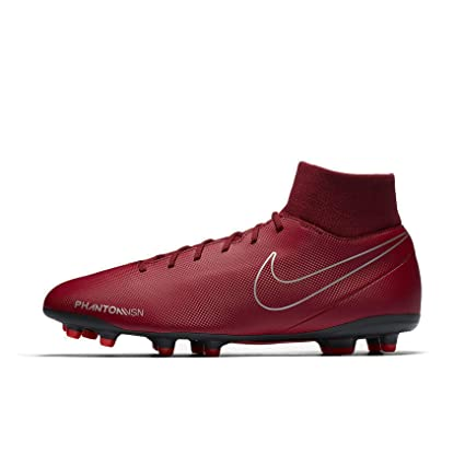 fe623445392e Nike Hypervenom Phantom Vision Club DF MG Soccer Cleat (Team Red) (Men s 6.5