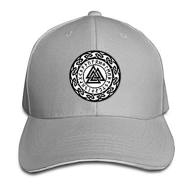 veagle Valknut símbolo snapback sombreros de béisbol sombreros ...