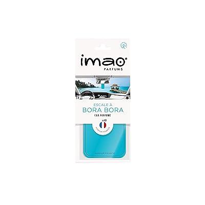 Imao Fragrance Card Luxury Car Perfume Bora Bora: Automotive