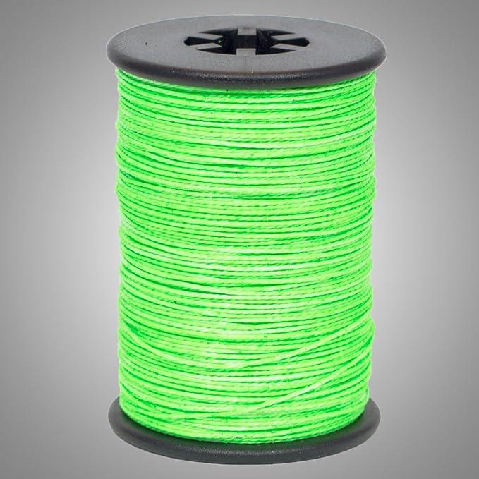 "60X Custom Strings 63/"" Fast Flight Flo Green  Recurve Bowstrings Bow String"