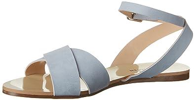 573f50607570 Shoe Biz Women s Flat Wedge Heels Sandals  Amazon.co.uk  Shoes   Bags