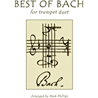 Best of Bach for Trumpet Duet (English Edition)
