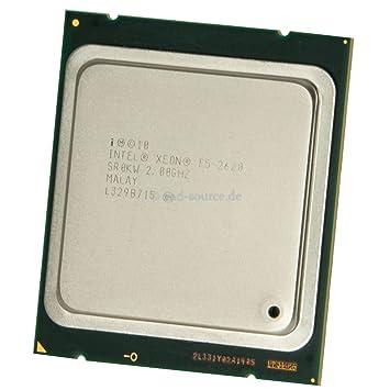 Amazon com: Intel Xeon E5-2620 Hexa-core (6 Core) 2 GHz
