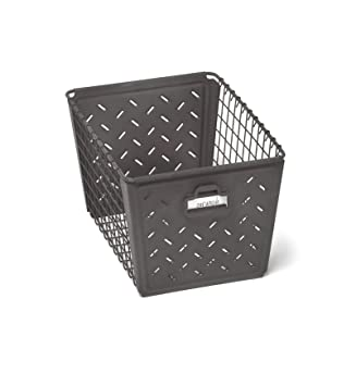 Spectrum Diversified Macklin Medium Basket, Industrial Gray