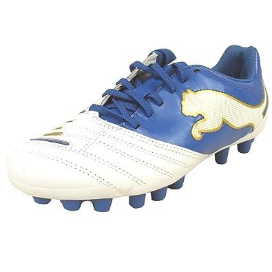 Jungen Puma MG Multi Boden Fußball Schuhe Kindergröße