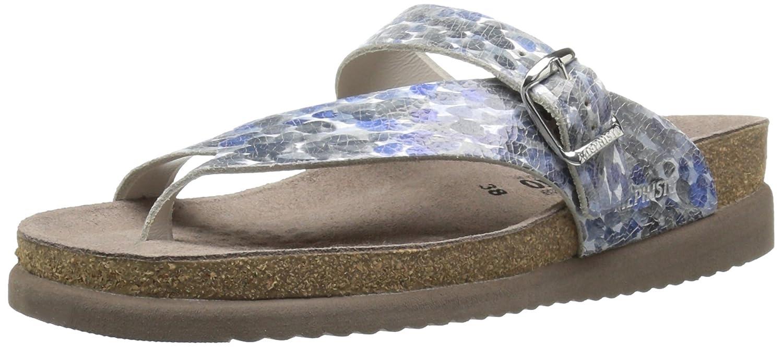 Light Grey Monet Mephisto Women's Helen Thong Sandal