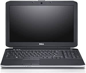 Dell Latitude E5530 15.6? Flagship Business Laptop, Intel Core i3 Processor, 4GB DDR3 RAM, 320GB HDD, DVD+/-RW, Webcam, Windows 10 (Renewed)