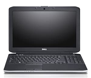 Dell Latitude E5530 15.6in Notebook PC - Intel Core i5-3320M 2.6GHz 8GB 320GB Windows 10 Professional (Renewed)