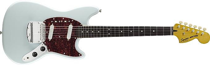 Squier Vintage Modified Mustang · Guitarra eléctrica: Amazon.es: Instrumentos musicales