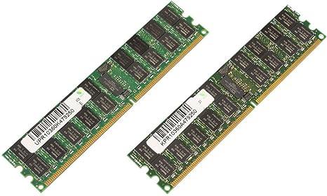 MicroMemory 8GB (2 x 4GB), DDR2 módulo de - Memoria (DDR2, 8 GB, 2 x 4 GB, DDR2, 667 MHz)
